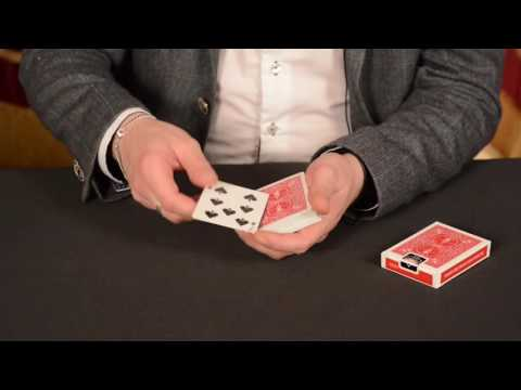 Svengali Deck and DVD in Bicycle Playing cards