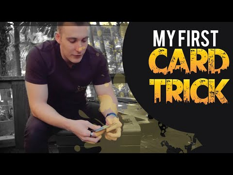 Easy Card Tricks Revealed | My First Ever Card Trick | Free Magic Tricks