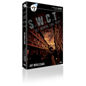 Self-working card tricks (SWCT) with Jay Noblezada
