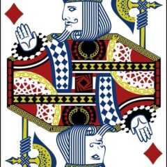 How many diamonds in a deck of cards