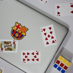 How many red cards are in a deck of 52 cards
