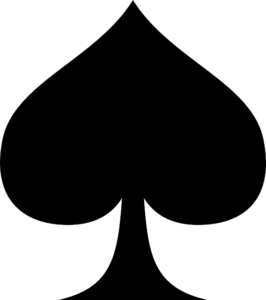 Number of spades in a deck of cards